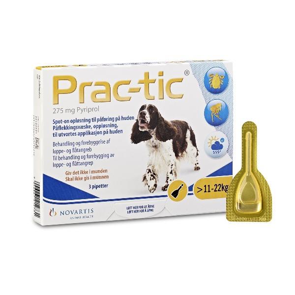 Prac-Tic-Spot-On-275-mg