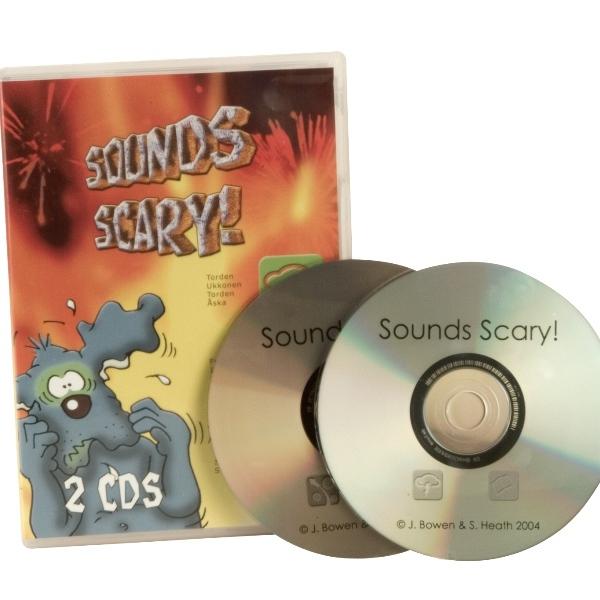 Sounds Scary CD