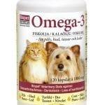 Biopet-Omega-3-kapsler