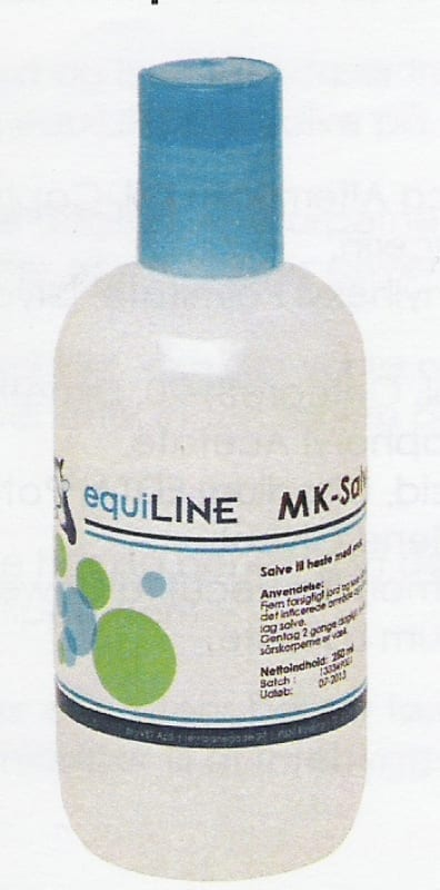 Equiline MK Salve