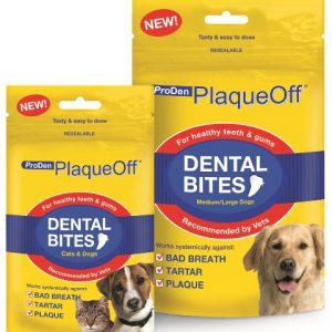 PlaqueOff Dental Bites, 150 g