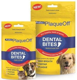 PlaqueOff Dental Bites, 150 g