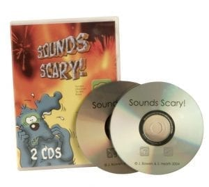 Sounds Scary CD